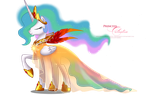 Gala Fashion 2013 - Celestia by selinmarsou
