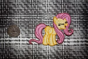 Fluttershy Yay Patch by Rae-Lynn