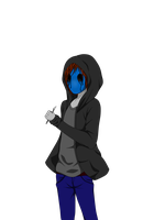 Eyeless Jack~ by Emoxtasis