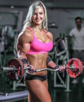Dreamy Gizelle muscled by Turbo99
