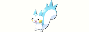 Electric Squirrel: Pachiriasu by scriptureofthescribe