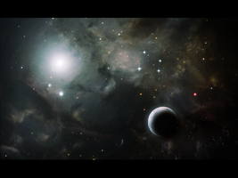 Vastness of space by xXKonanandPain