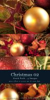 Christmas 02 - Stock Pack by kuschelirmel-stock