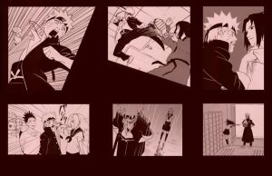 Naruto Shippuuden Ending 2.3 by Nisse89