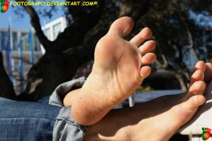 Beatrice - Soles to Worship 3 by Footografo