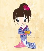 Geisha 2nd ver. by PetiteTangerine