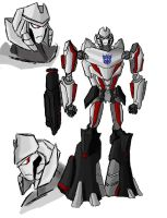 Megatron by Darkstar-SD