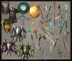 Warsong items 6 by Tsabo6