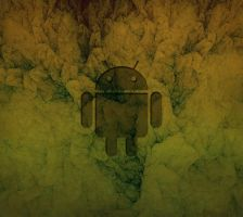 Android Wallpaper by m3t4lh34d2666