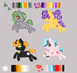 Multi Species Pony OTA - Open by Neverlyn-adopts
