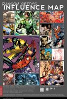 My Influence Map by RansomGetty