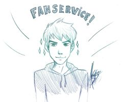 Jack Frost love your fangirls! by nay-only