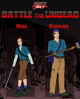 SJ - Battle the Undead - pt.1 by matsunoki