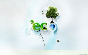 eco - photoshop by imonedesign