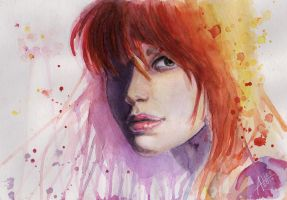 Hayley Williams by joe2508
