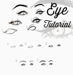 VIDEO TUTORIAL - How To Draw: Sexy Eyes by Kipichuu