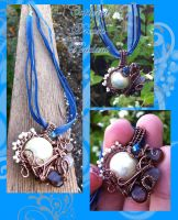 Captured Dream Pendant by tanyquil