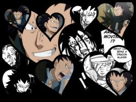 Gajeel lovers by havel01a