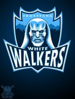 White walkers by R-evolution-GFX