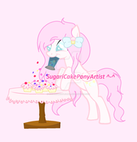 Sprinkle The Cupcakes~ (Gift for Sweet-fluffcakes) by SugariSweetLolita