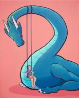 The Swingset by Taylor-the-Weird