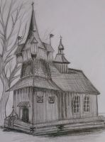 Church by Likopinina