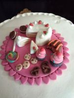 Fondant sweets by shults
