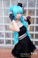 Miku Magnet cosplay by Muffin-PrincessCraft