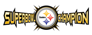 Steelers Victory Tattoo by fastworks