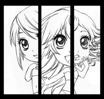 Preview chibi sucrettes by xiannustudio