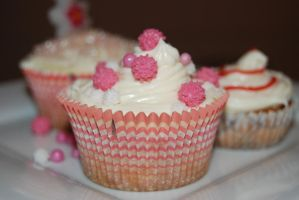 cup cake by amna-alq