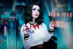 Elizabeth - Burial At Sea by LucyIeech
