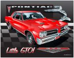 Little GTO by yankeedog
