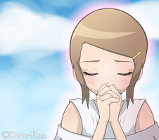 Prayer of the Light 2013 by Deko-kun