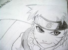 naruto by bhappa