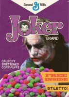 My kind of Cereal by jokercrazy