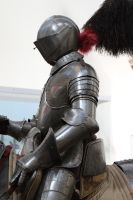 mounted knight close up 3 by oldsoulmasquer