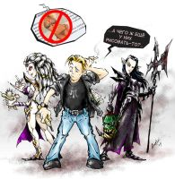 dark elves and creativity 2oo9 by 9th-max