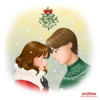 All I Want for Christmas is you by ariartna