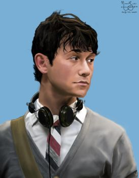 TABLET: Joseph Gordon-Levitt by youRAWR