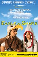 Eagle Vs. Shark Poster No.2 by bigbrownpaperbag