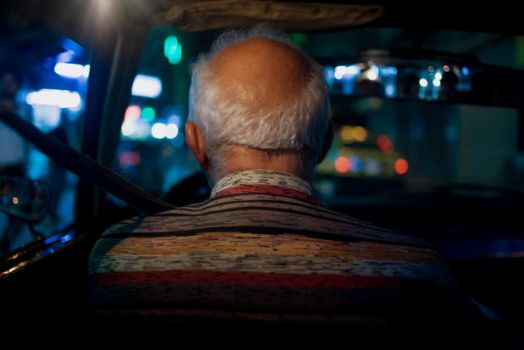 taxi driver by Gonzale