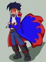 Me,TTGL style by DeidaraGS