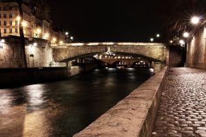 Paris by night III by hakkat