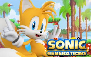 Sonic Generations Tails Wallpaper by tailsprower