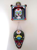 Sugar Skull Display View 1 by johannachambers