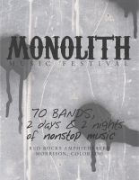 Monolith Festival Submission 3 by ribcages