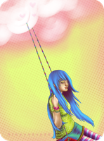 AT: Daydreamer by miss-octopie