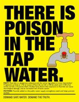 Poison In the Tap Water by NixSeraph