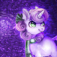 Sweetie Belle by Temary03